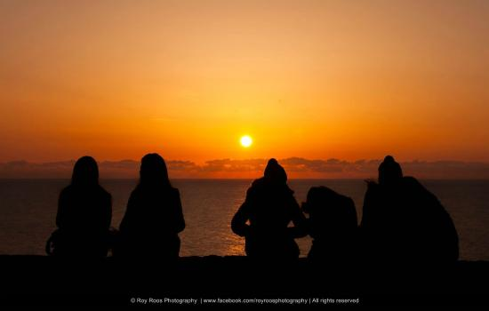 Let's Get Lost: sunset cabo da roca