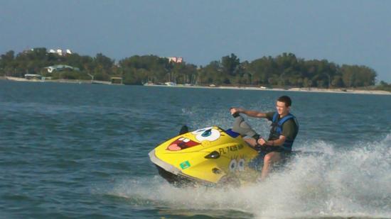 Clearwater Jet Ski Tours