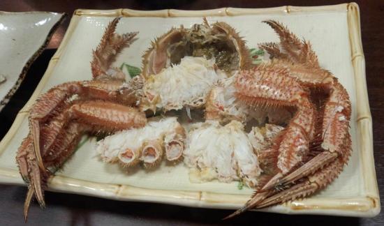 Crab Restaurant Kanitei