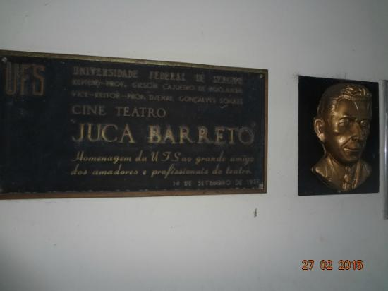 UFSE - Cine- Juca Barreto Theater