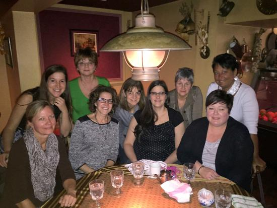 The Cook's Shop Restaurant: Girls Night Out