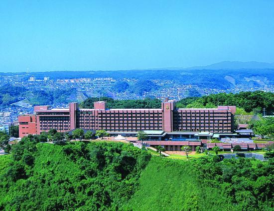 시로야마 칸코 호텔