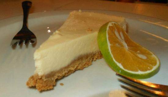 Slipway Restaurant: Cheesecake