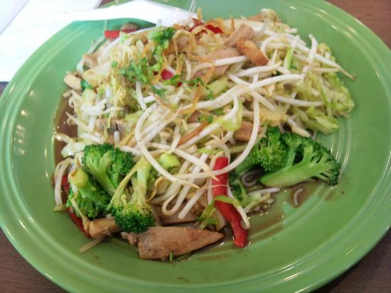 Pho Sate Restaurant: lunch special!