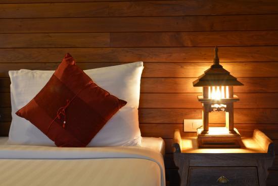 Chaipura Resort: номер