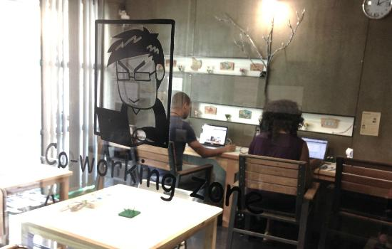 MANA Co-working & Reading space