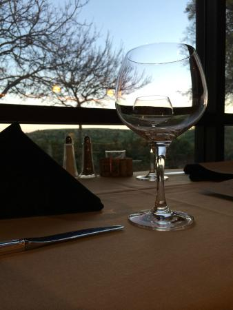 Restaurant at Kellogg Ranch: The view