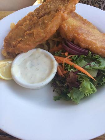 Hog's Breath Cafe: Fish & Chips