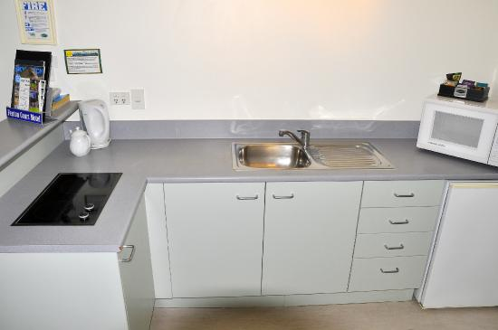 Fenton Court Motel: 1 bedroom kitchen