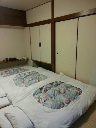 Hotel Naniwa: Room for 4/ Japaneses style