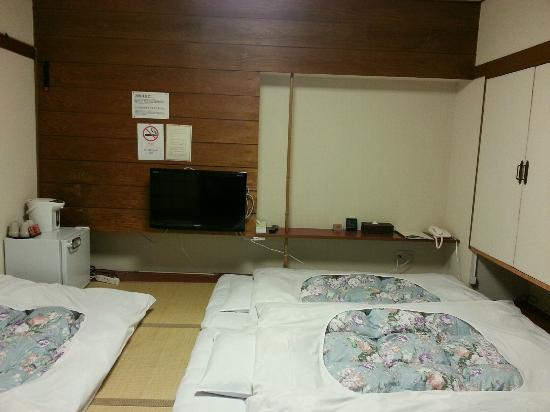 Hotel Naniwa: Room for 4/ Japaneses style
