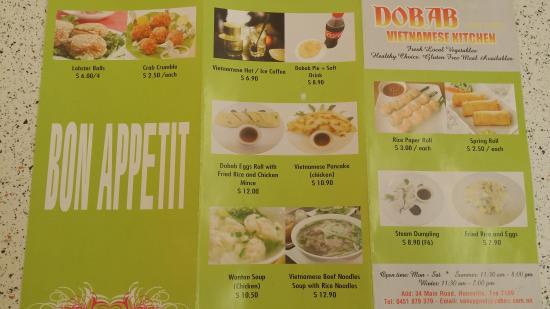 Dobab Vietnamese Kitchen: n