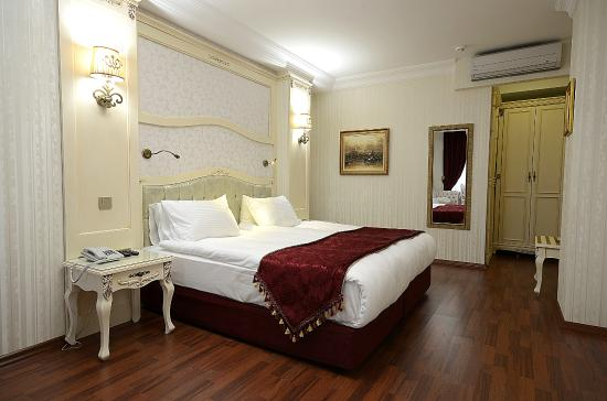 Muyan Suites: Deluxe Room