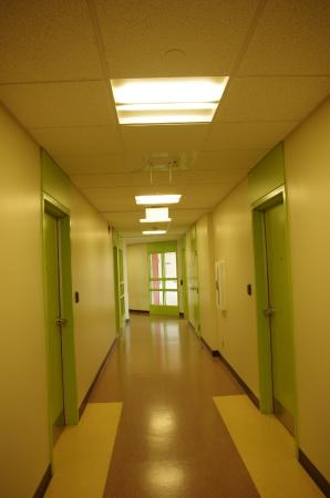 Memorial University Conferences and Summer Accommodations: Hallway @ theMUN
