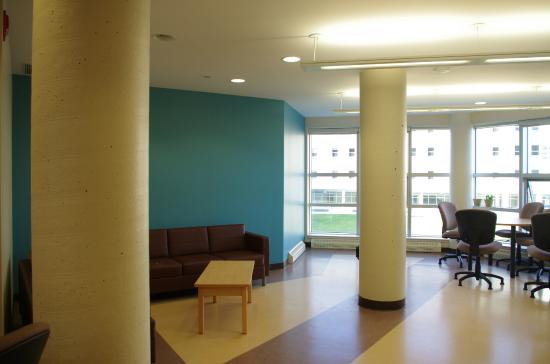 Memorial University Conferences and Summer Accommodations: Dining Room / Lounge @the MUN