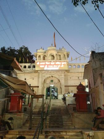 Hotel Rajshree Pushkar: Main Attraction in Pushkar - Brahma Temple.