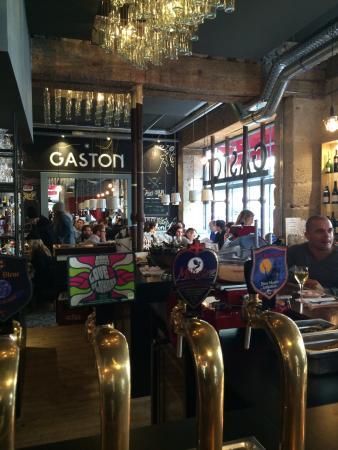 Chez Gaston Restaurant Nantes