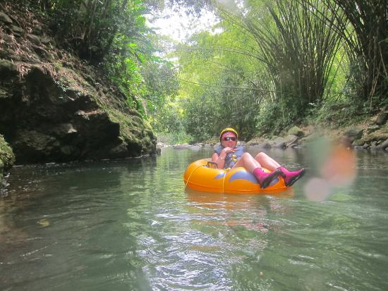 River Tubing Picture Of Island Routes Caribbean