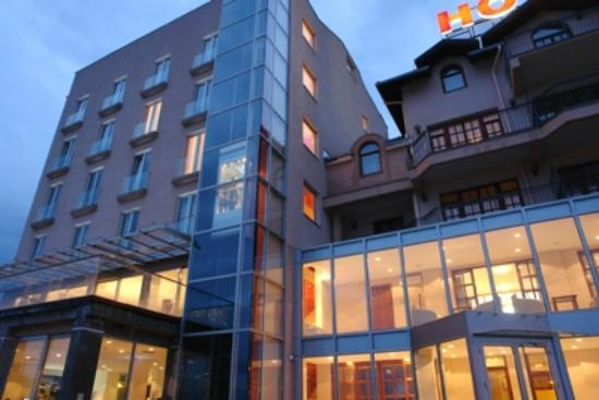 Hotel Aleksandar: Hotel