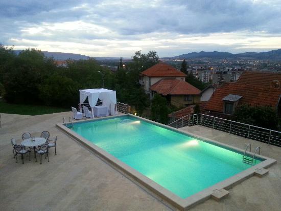 Hotel Aleksandar: Ceremonija vencanja pored bazena