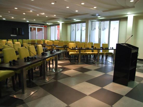Hotel Aleksandar: Kongresni centar