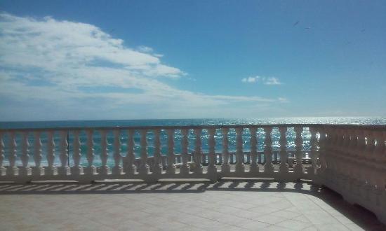 B&B Santa Maria Di Leuca: The view you get here from the terrace.