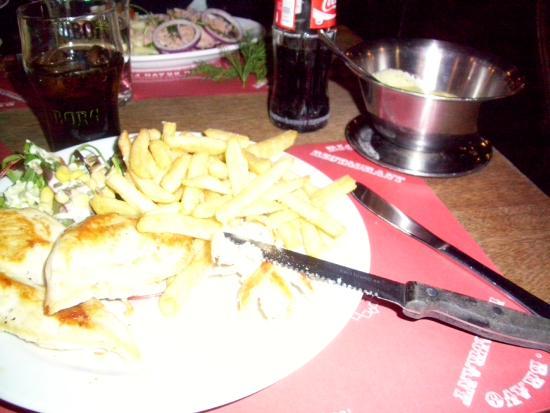 Restaurant Rio Bravo : Piatti 3