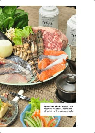 Keyaki: Our Selection of Teppanyaki Courses