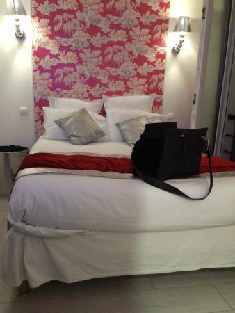 Hotel B Square : Camera matrimoniale