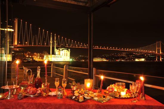 Feriye Palace: Feriye