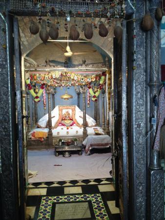 Panna, India: Shri Prannath ji Prabhu..