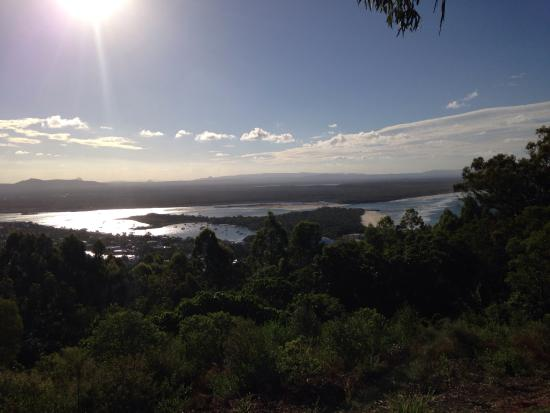 The Lookout Resort Noosa : What a view