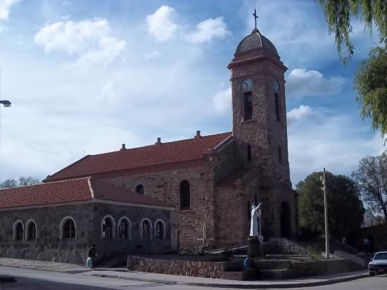 La Quiaca, Argentina: Iglesia Nuestra Señora del Perpetuo Socorro