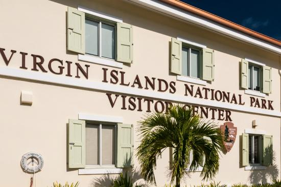 Cruz Bay Visitor Center : Welcome to Virgin Island National Park