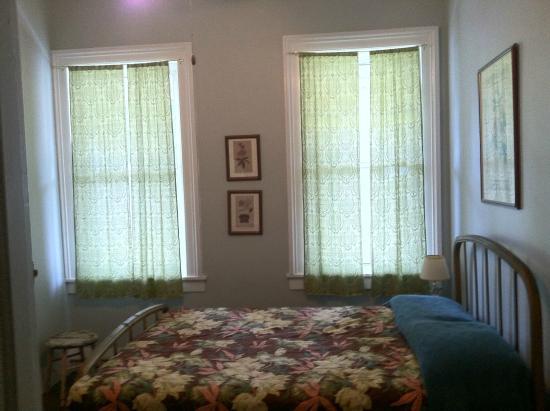 Hamden, Estado de Nueva York: One of the rooms available for overnight stay.