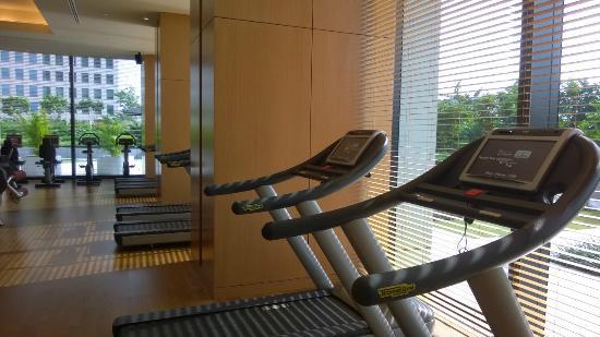 Fitness Center Picture Of Fairmont Jakarta Tripadvisor