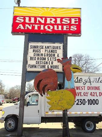 ‪Sunrise Antiques‬