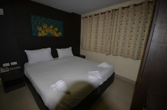 Regent Suvarnabhumi Hotel: grand lit