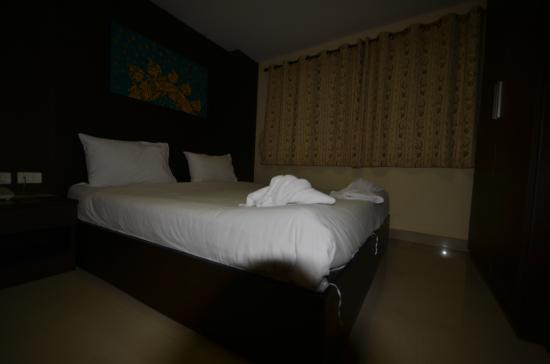 Regent Suvarnabhumi Hotel : lit