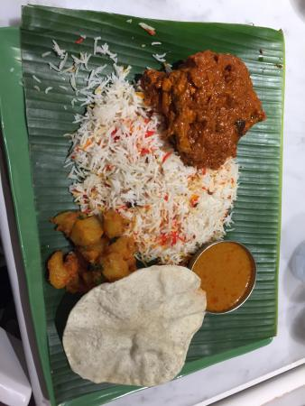 Shami Banana Leaf Delights