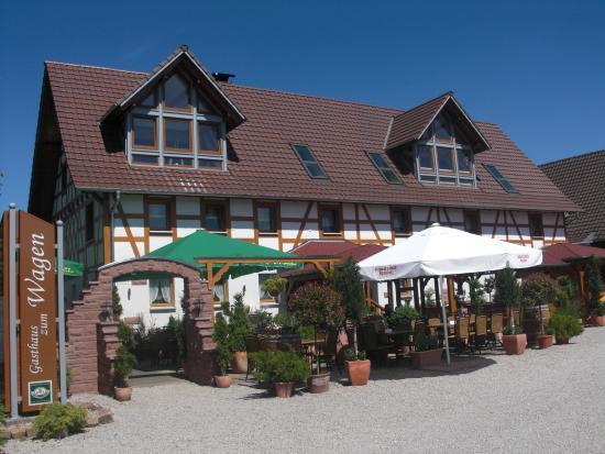 Gasthaus zum Wagen, Achern - Sasbachried