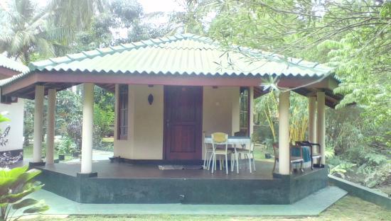 Richard's Cabanas: the cabin