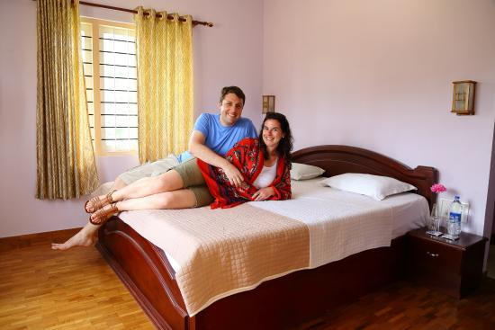 Misty Green Home Stay: bedroom