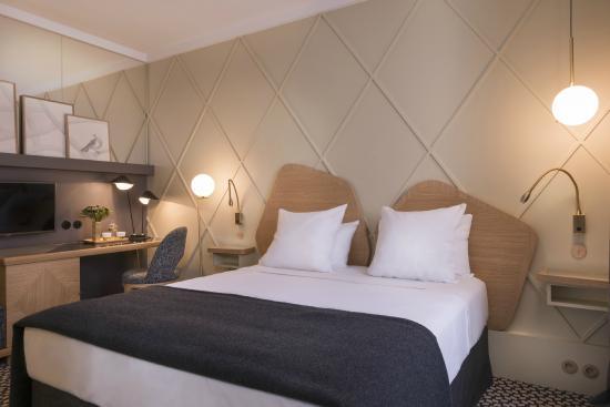 Millesime Hotel: chambre classique