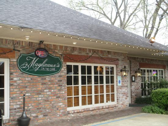 Maglieaux's: Exterior of the restaurant