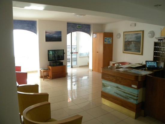 Hotel Eliani: Reception