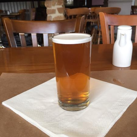The Elwes Arms : Real ale