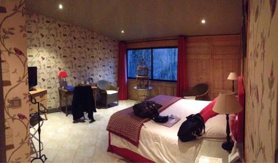 Le Chateau de Candie : Chambre 112