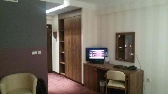 Hotel Swing: Pokój dwuosobowy
