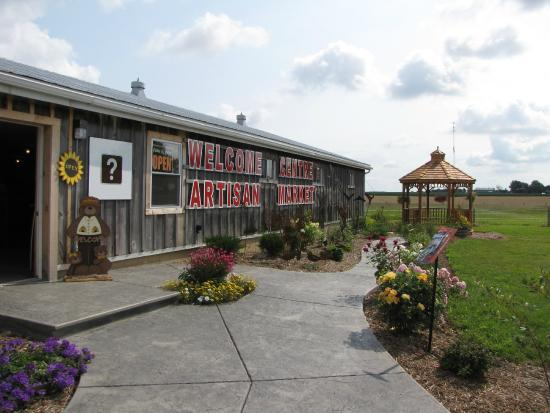 Perth County Welcome Centre and Artisan Marketplace